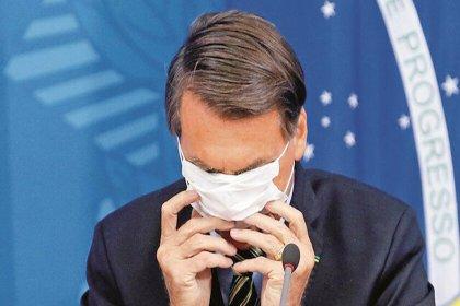Koronavirüsü ciddiye almayan, önlemleri abartılı bulan Brezilya Devlet Başkanı Bolsonaro koronavirüse yakalandı