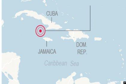 Küba ve Jamaika'da 7,7 büyüklüğünde deprem