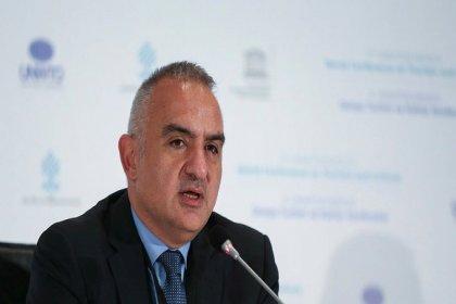 Kültür ve Turizm Bakanı Ersoy: Çeşme'yi Cannes gibi yapacağız