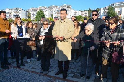 Kuşadalı Ali Alkış'ın ismi ölümsüzleşti