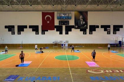 Kuşadası Belediyesi'nin ücretsiz spor kursları başlıyor