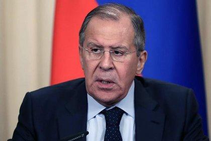 Lavrov: İdlib'deki teröristlere saldırı gerçekleştirilmesinin beklenmedik hiçbir tarafı yok