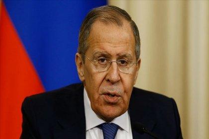 Lavrov: Rusya, Türkiye'yi Dağlık Karabağ'da ateşkes için nüfuzunu kullanmaya çağırıyor