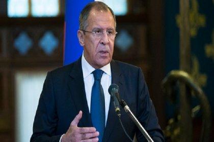 Lavrov: Kimse hiçbir zaman İdlib'deki gerilimi azaltma bölgesinde teröristlere dokunulmayacağı sözünü vermedi