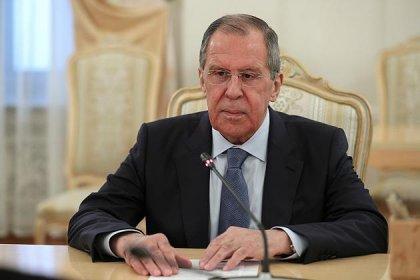 Lavrov: Türkiye ile Libya'da ateşkes için çalışıyoruz