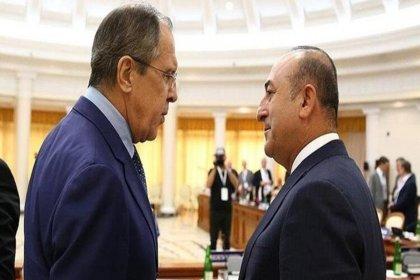 'Lavrov ve Çavuşoğlu, Libya'da askeri faaliyetlerin derhal durdurulmasından yana'
