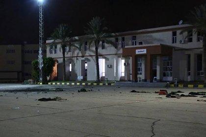 Libya'da Hafter'e bağlı yabancı savaş uçakları, askeri okul yurduna saldırdı: 28 ölü, 18 yaralı