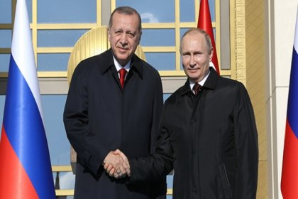 'Libya'da Türkiye-Rusya öncülüğünde barış masası kurulup Mısır, Tunus ve Cezayir dahil edilmeli'