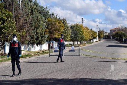 Lüleburgaz'da 1 köy karantinaya alındı