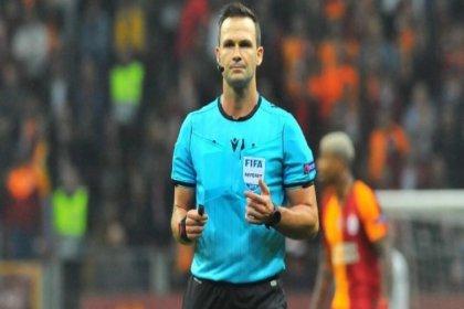 Macaristan - Türkiye maçının hakemi belli oldu