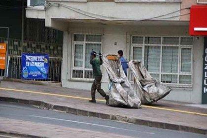 Mansur Yavaş, 'atık kâğıt işçileri'ni resmî olarak tanıdı: 800 aileye nakdi yardım yapıldı