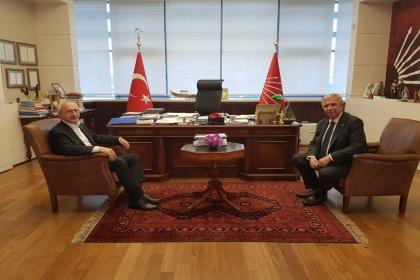 Mansur Yavaş, Erdoğan'la görüştükten sonra Kılıçdaroğlu'nu ziyaret etti