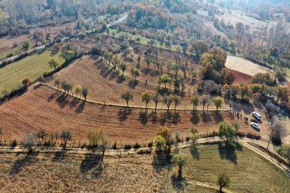 Mansur Yavaş'ın kırsal kalkınma hamlesi sürüyor
