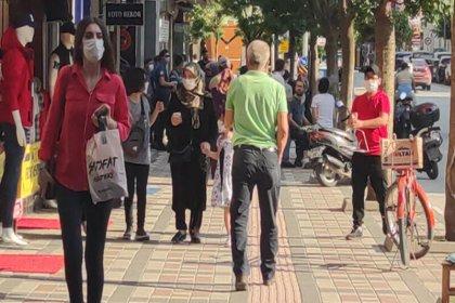 Maskesiz sokağa çıkmanın yasaklandığı il sayısı 45 oldu