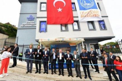 Meclis Başkanı Şentop'un açılışına katıldığı yurt binasının Ensar Vakfı'na bedelsiz verildiği ortaya çıktı