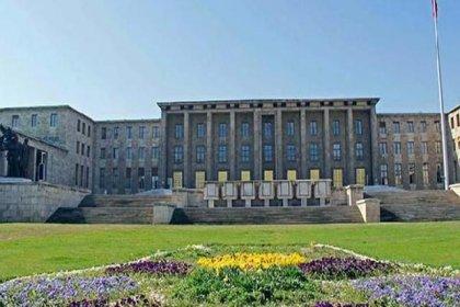 Meclis'e 2 milyon TL'lik nizamiye binası