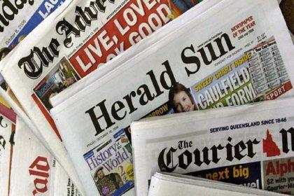 Medya patronu Rupert Murdoch 112 gazetenin 36'sını kapatıyor, 76'sını internete taşıyacak