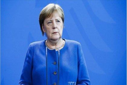 Merkel, doktorunun koronavirüs testi pozitif çıkınca kendini karantinaya aldı