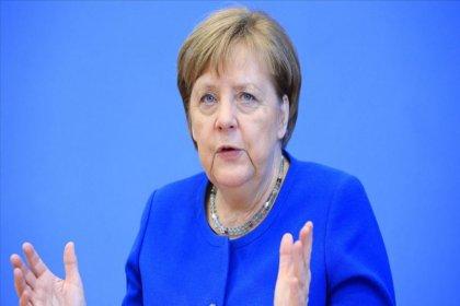 Merkel: Oruç Reis'in dönmesi iyi bir işaret