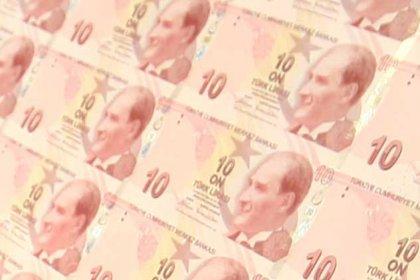 Merkez Bankası: Yeni 10 TL'lik banknotlar 4 Mayıs'ta tedavüle veriliyor