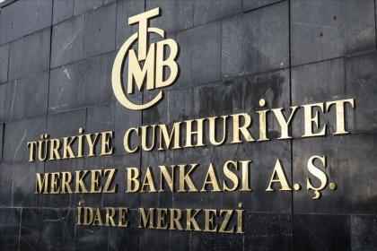 Merkez Bankası yıl sonu enflasyon tahminini yüzde 12,1'e yükseltti