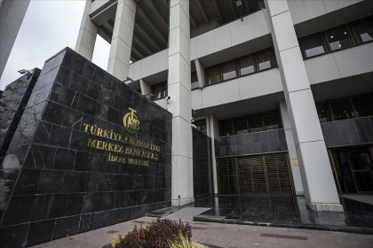 Merkez Bankası'nın brüt rezervi 10,7 milyar dolar azaldı