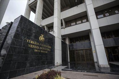 Merkez Bankası'nın rezervleri bir ayda 83.8 milyar dolara geriledi
