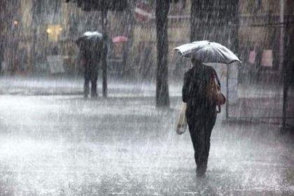 Meteoroloji'den İstanbul ve Ankara için sağanak uyarısı
