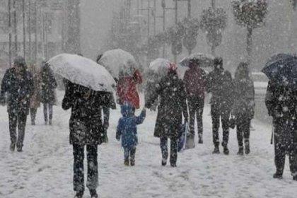 Meteoroloji'den o iller için kar uyarısı!