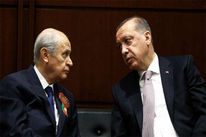 Metropoll'den Erdoğan ve Bahçeli ile ilgili 'beğeni anketi'