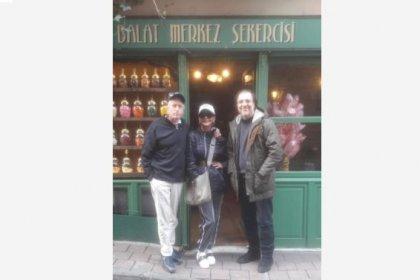 Michael Douglas ve Catherine Zeta Jones tatil için İstanbul'da