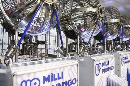 Milli Piyango'nun yılbaşı çekilişinde 80 milyon TL çeyrek bilete isabet etti