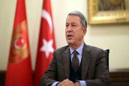 Milli Savunma Bakanı Akar: ABD yanlış karardan bir an önce dönmeli