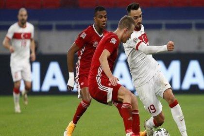 Milli Takımımız Macaristan'a 2-0 yenildi ve Uluslar C Ligi'ne düştü