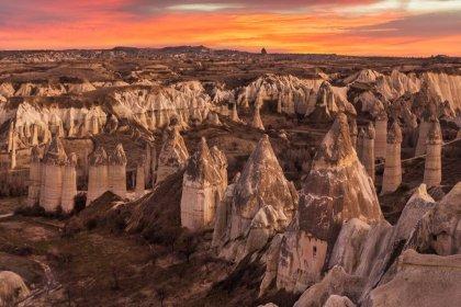 Mimarlar Odası: Kapadokya'da tarih ve kültür yağmasının yasal altyapısı oluşturuluyor