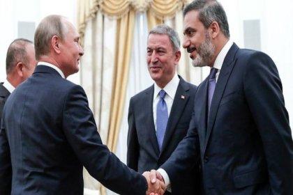 MİT Başkanı Hakan Fidan, Suriye istihbaratının başındaki isimle Moskova'da bir araya geldi
