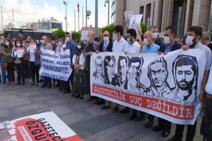 'MİT haberi' davasında gazeteciler savunmalarını yaptı; karar bekleniyor