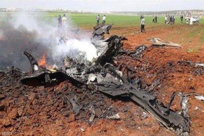 MSB duyurdu: Suriye'ye ait 2 savaş uçağı düşürüldü