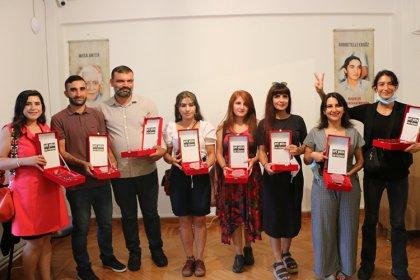 Musa Anter Gazetecilik Ödülleri sahiplerine verildi