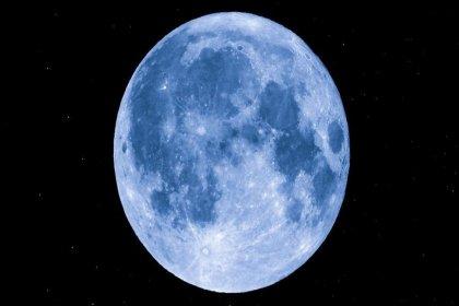 NASA'dan 'Mavi dolunay' açıklaması