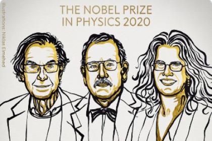 Nobel Fizik Ödülü'nün kazananları belli oldu