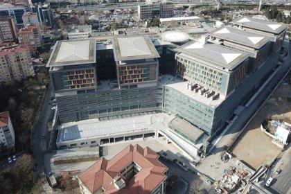Okmeydanı Eğitim ve Araştırma Hastanesi 7 yıl sonra açıldı