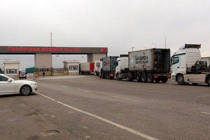 Öncüpınar ve Elbeyli sınır kapılarından sivil geçişler durduruldu
