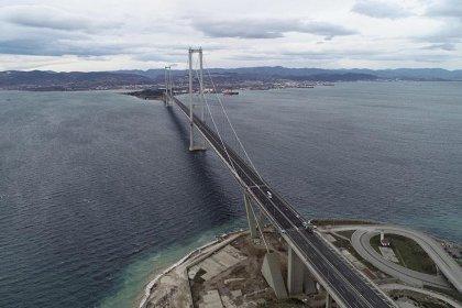 Osmangazi Köprüsü'ne geçiş garantisi için 2.5 milyar TL ödenecek