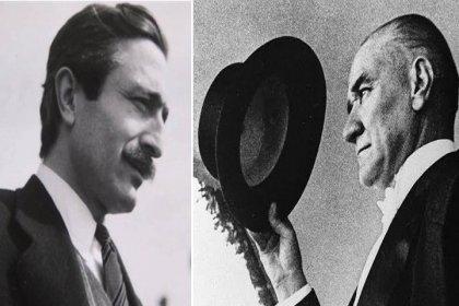 Özdemir Asaf'ın 'Atatürk' şiiri ilk kez yayımlandı