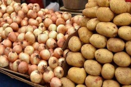 Patates ve kuru soğanın ihracatına kısıtlama