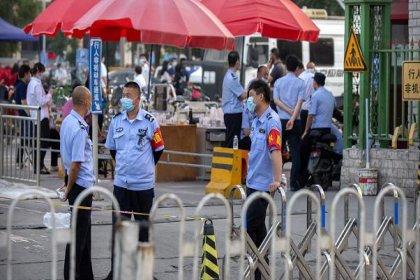 Pekin'de vaka sayısı tek haneye indi