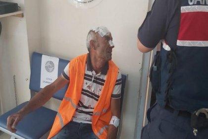 Piknikçileri uyaran temizlik görevlisi darp edildi