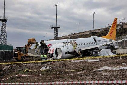 Pistten çıkan uçak soruşturmasında yeni gelişme