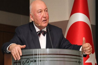 Prof. Dr. Ahmet Ercan: Deprem daima yoksulları öldürür, siz hiç varsıl bir ailenin depremde öldüğünü duydunuz mu?